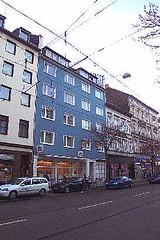 NT0008E6BEhaus (difo) Tags: ein blaues haus