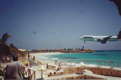 St. Martin/ St. Maarten Island