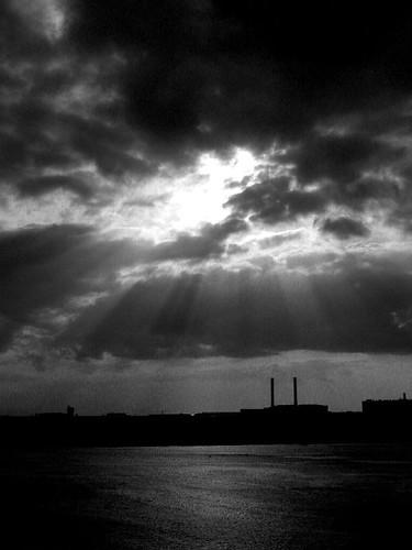 Black & white skies #1