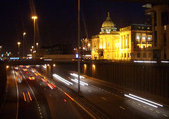 M8 and the Mitchell Library (23 March 2005) - by alephnaught