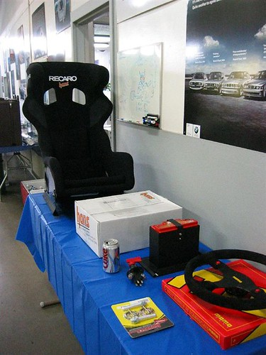 Recaro Seat and Other Car Upgrades