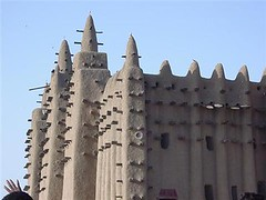 Grand Mosque, Djenn, Mali (Andy Gilham) Tags: mali djenne mosque grandmosque africa