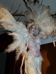SXSW, 2005 (artandscience) Tags: digital naked chick sxsw dc290 frogdesign