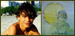 Wenders Legacy  Part III (carf) Tags: street girls brazil abandoned boys brasil kids children hope community diptych esperana social streetkids wender