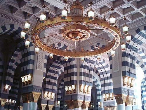 Masjid e Nabawi Madena by *Muhammad*.