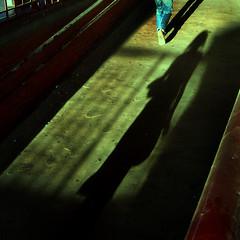 Longing (eyecatcher) Tags: shadows street longing people girl love friends lost meet timelessromance mood lostlove