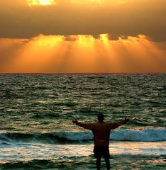 Glorious Dawn (hodad66) Tags: water 1025fav sunrise wow florida