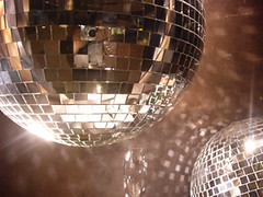 Disco Balls by Spacecake