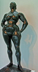 voluptuous woman by McBeth