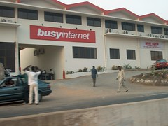 Busy Internet Accra