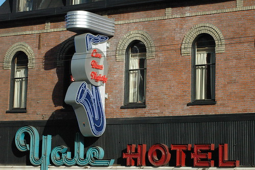 Yale Hotel Vancouver Reopening
