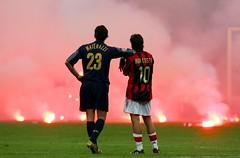 FireworkShow_UEFAChampion (Lordcolus) Tags: soccer acmilan intermilan fun