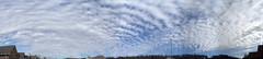 blanketed sky (earthsound) Tags: sky panorama topv111 clouds wow birmingham stitch widescreen pano alabama fluffy panoramic blanket heavens frontyard fingerprint hugin autopano enblend 35226