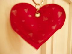 my key hanger (MiracleGirl) Tags: keyhanger heart galb red