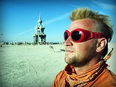 whatever... (jaymce) Tags: 2003 selfportrait topf25 topv111 that ofme been burningman walker there mohawk done jaymce templeofhope abigfave