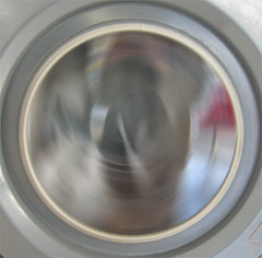 Public Washing machine