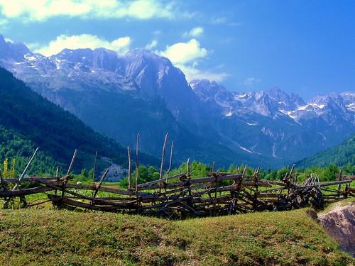 northern Albania