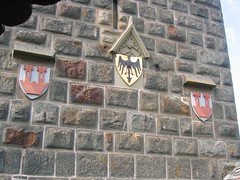 Coats of arms (Nefi) Tags: germany rothenburg roadtrip2006