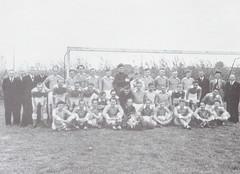 1951_1952 (vv Hoogkerk) Tags: hoogkerk voetbalvereniging
