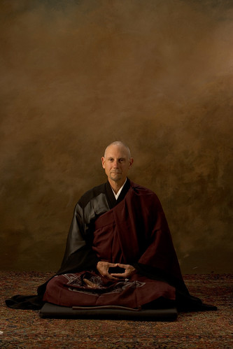 Genpo Roshi Formal Portrait by Big Mind Zen Center, on Flickr