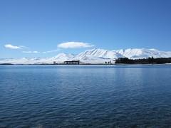 Lake Tekapo (Sh0rty) Tags: newzealand lake 2006 tekapo