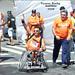 Na categoria cadeirantes o paraibano Valdemir Tavares foi o vencedor.