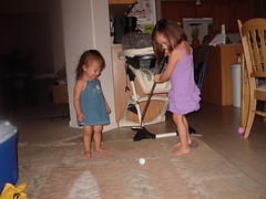 Starting them young (jae cee) Tags: family swimming golf albuquerque navajo