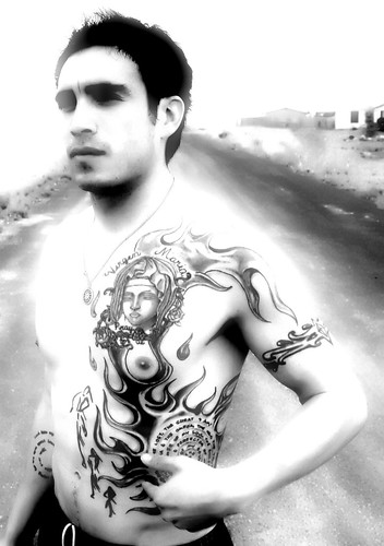 Body Tattoos Design For Men