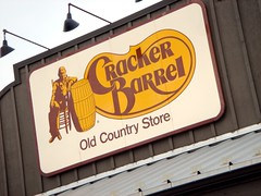 FoodFriday #17: Cracker Barrel - Old Country Store