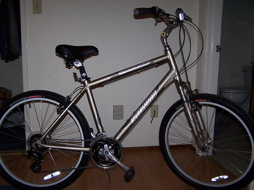 Bicycle for Sale - the bike