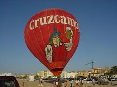 DSC06408 (Iigo Jimnez) Tags: balloon andalucia cadiz hotairballoon andalusia globo sanlucardebarrameda sanlucar globoaerosttico 060820