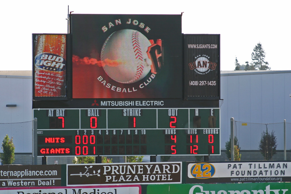 "This Game They Call Minor League Baseball – ""The Scoreboard"""
