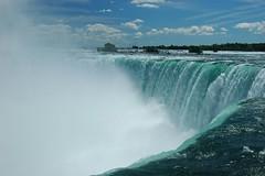 Horseshoe Falls, Niagara Falls, ON (Computer Science Geek) Tags: niagarafalls roadtrip horseshoefalls canadiansideofthefalls utataview