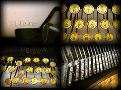 flickr typewriter typo?!