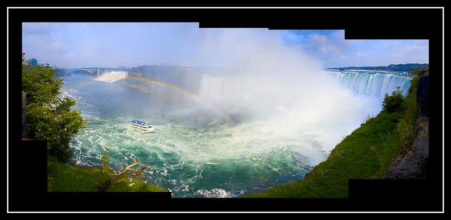 Niagara-Falls-Panorama