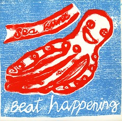 Beat Happening (Squid Ink) Tags: beathappening krecords seveninchsingle