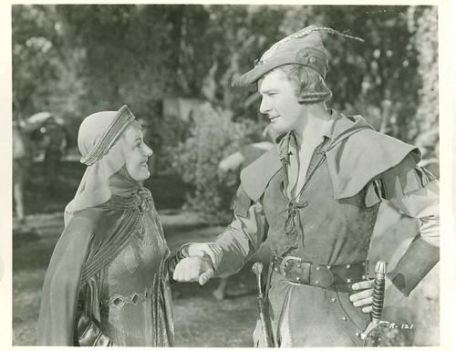 Errol Flynn and Olivia de Havilland by rodridge119.