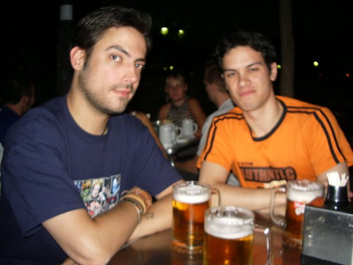 Ciro y Rafa de Ion Litio