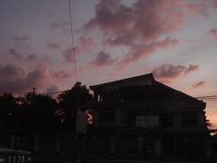 Sky Opposite the Holy Cow (Indigo Vapour) Tags: sky restaurant cambodia sihanoukville flickrexport2demo