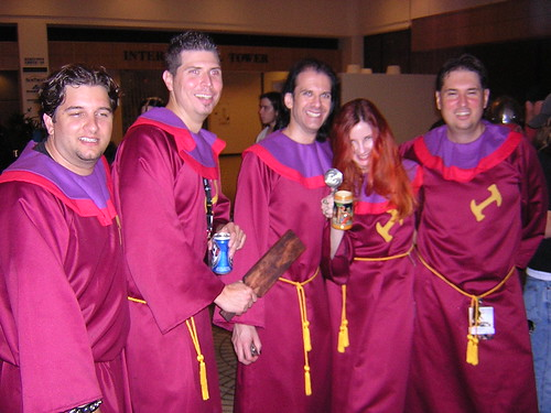 The Ancient Mystic Society of the Stonecutters