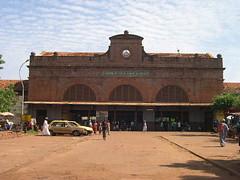 bamako train station (elmina) Tags: express dakar bamako