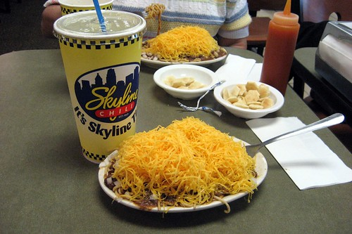 Cincinnati: Skyline Chili