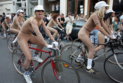 Friday Caption Contest - Bicycle Nakedness