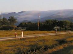 20060910T183936 (earthasa) Tags: sanfrancisco california park sunset fog bay sundown dusk thick rolling millvalley marshes rollingin ctxflickr
