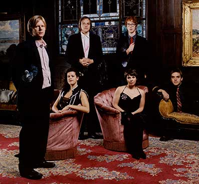 Arcade Fire - The Band of 2005 ?