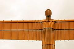 Faceless (~Glen B~) Tags: uk england angel north gateshead satelliteportfolio