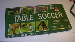 Waddingtons Table Soccer (mearso) Tags: childhood 1974 treasure boardgames tablesoccer waddingtons