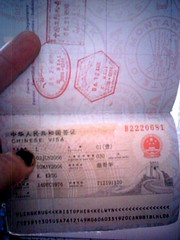 Headin' Back to China