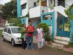 HPIM0790 (Peeyush Nagori) Tags: bappa ganpati maurya