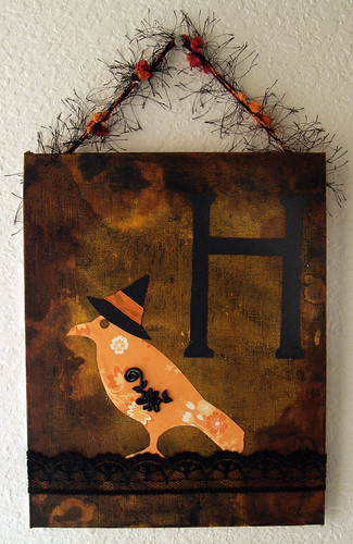 H is for Halloween